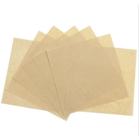"""Бумага пергаментная силиконизированная """"П""""(небеленый пергамент) 350*550 мм шт"""