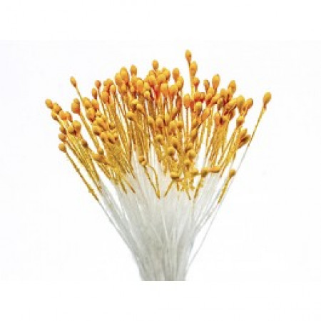 """Тычинки для цветов """"Курага"""", мелкие, 280 шт"""