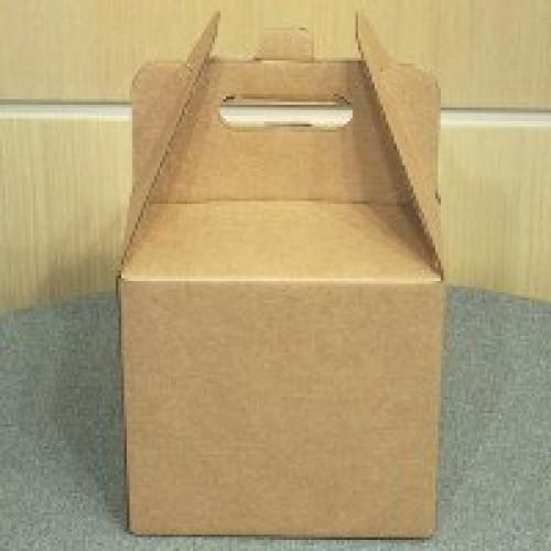 Ручки для коробок из картона
