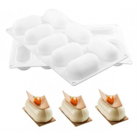 Форма для муссовых десертов Silikomart Pillow Китай