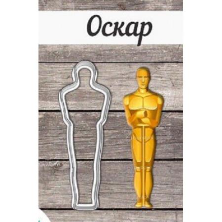 """Вырубка """"Оскар"""" высота 14см"""