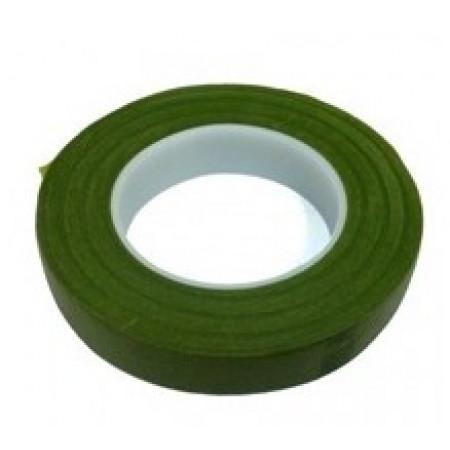 Тейп-лента флористическая зеленый газон