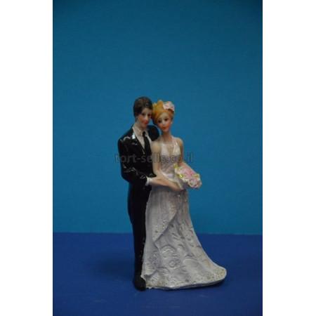 Свадебная фигурка 001