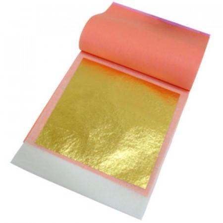 Сусальное золото лист 15*15