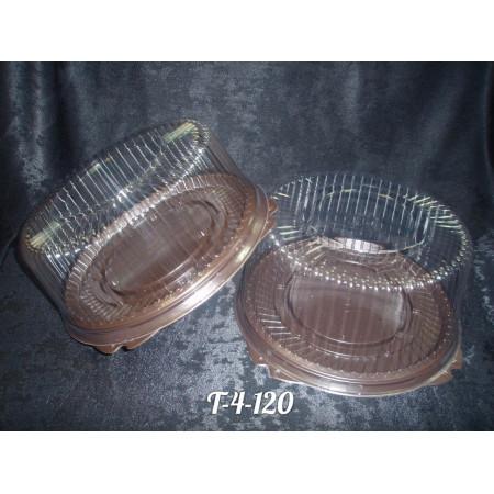 Упаковка для торта Т4 - 120 Коричневый