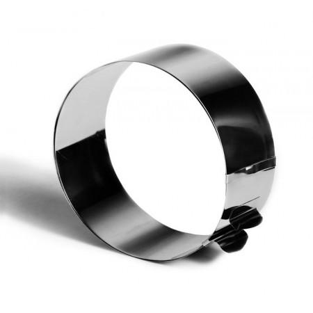 Кольцо разъемное для выпечки и сборки тортов 200х380/85 мм
