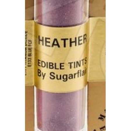 Краска Sugarflair сухая HEATHER  (Лиловый)