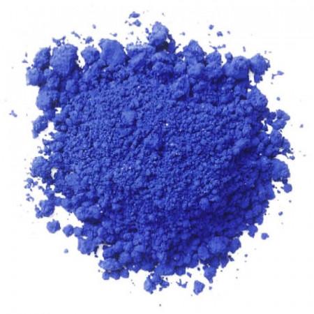 Натуральный СУХОЙ пищевой краситель Синий Блестящий