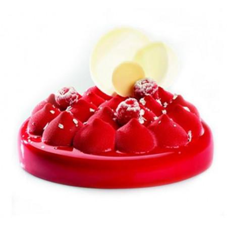 Форма для муссовых десертов Pavoni Puffy 3D Китай