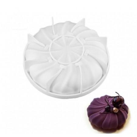 Форма для муссовых десертов Pavoni Twister Китай