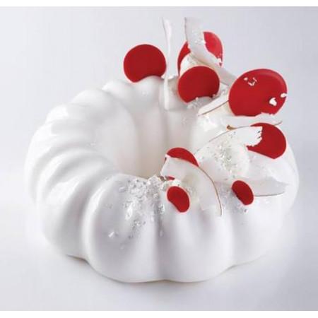 Форма для муссовых десертов Pavoni Petal Китай