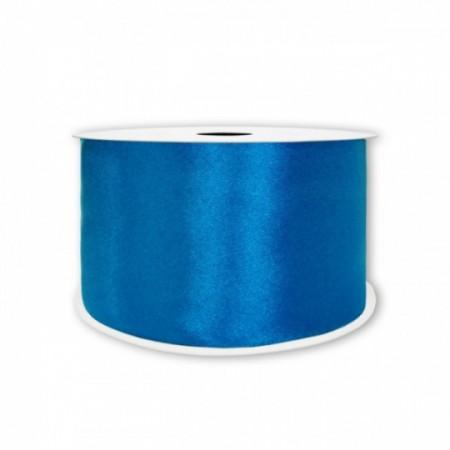 Лента атласная 25мм*1м синий