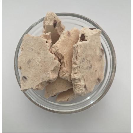 Йогурт сублимированный греческий с фруктовым пюре и кусочками вишни 50 гр