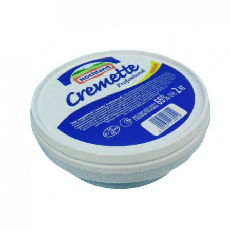 Сыр творожный Hochland Cremette 2 кг