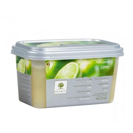 Пюре Лайм Ravifruit 1 кг