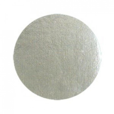 Подложка картонная серебро 2.5мм д.340мм
