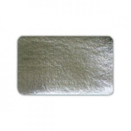Подложка картонная серебро 0.8мм пр. 300*400мм
