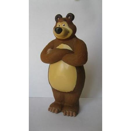 """Молд """"Медведь"""" высота 13 см"""