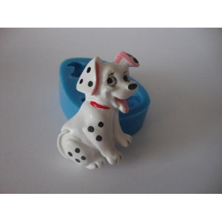 """Молд """"Собака"""" размеры 5,0*3,5 см"""
