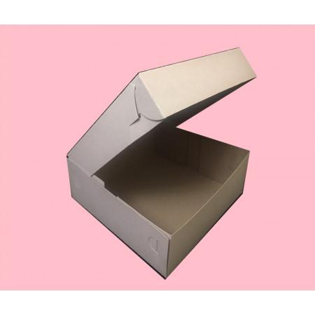 Коробка для пирожных 190*190*80