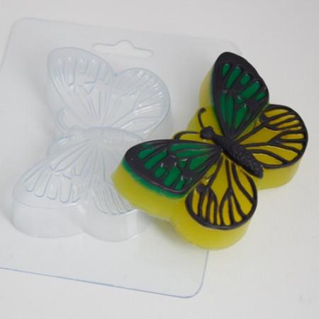 "Форма пластиковая ""Бабочка 2"""