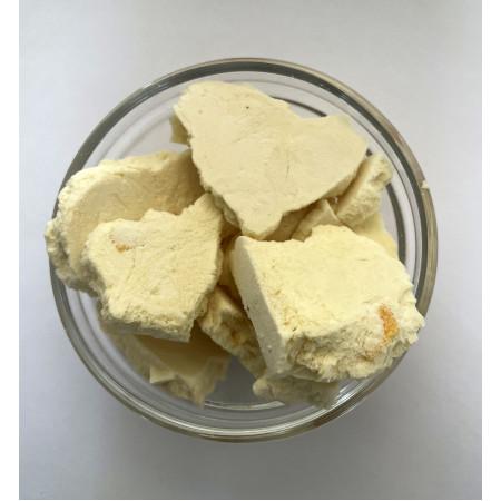 Йогурт сублимированный греческий с фруктовым пюре и кусочками апельсина 50 гр