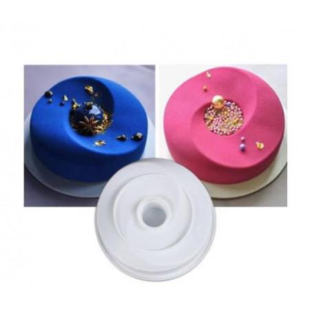 Форма для муссовых десертов Silikomart Romantic Ring