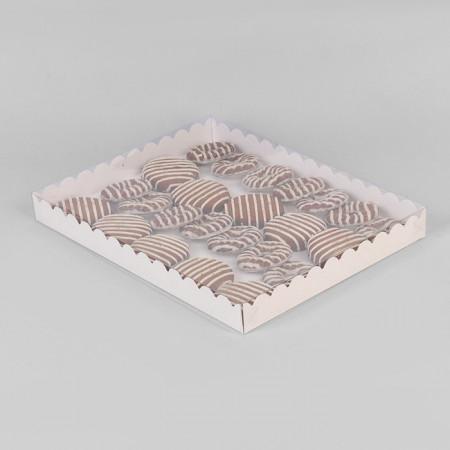 Коробочка для печенья 23,5х30х3 см