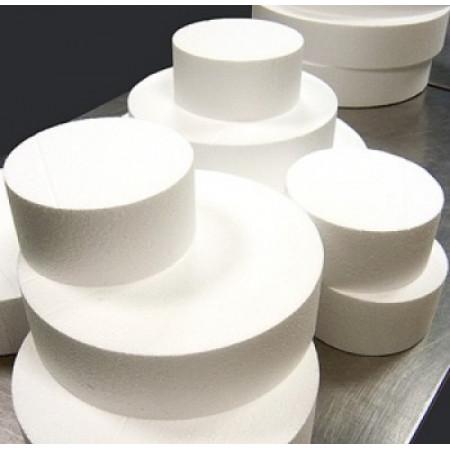 Фальшярус ( муляж ) для торта d = 26 см h = 10 см