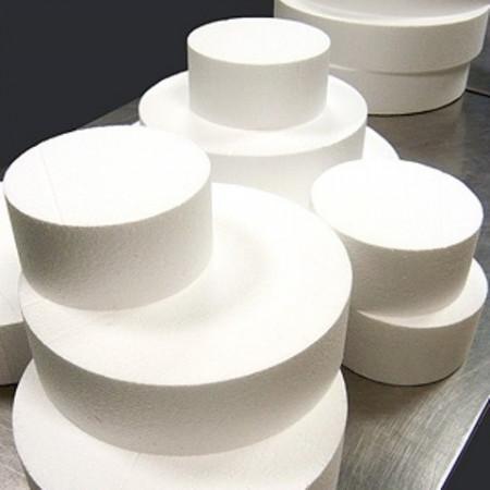 Фальшярус ( муляж ) для торта d = 20 см h = 5 см