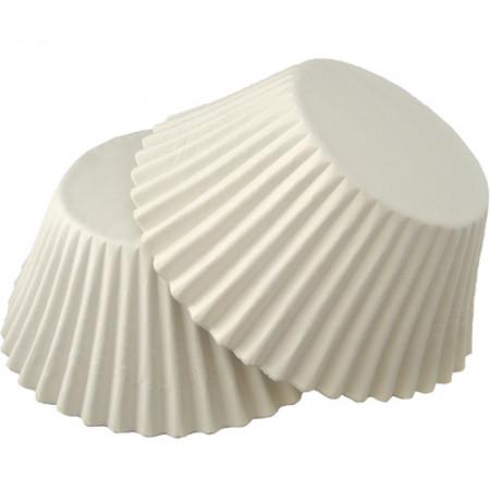 Капсулы бумажные белые №6 d35* h30 мм 50шт 4D