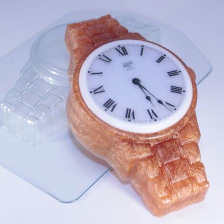 """Форма пластиковая """"Часы наручные/Металлический браслет"""""""