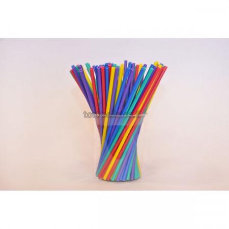 Палочки для кейк-попсов 15 см 50шт ассорти
