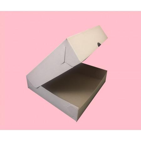 Коробка для пирожных 240*240*60