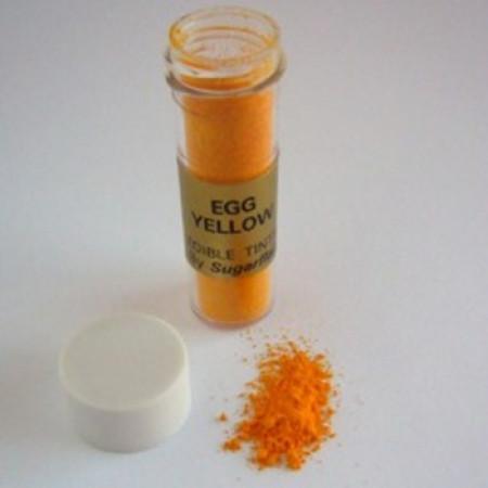 Краска Sugarflair сухая EGG YELLOW 7 грамм
