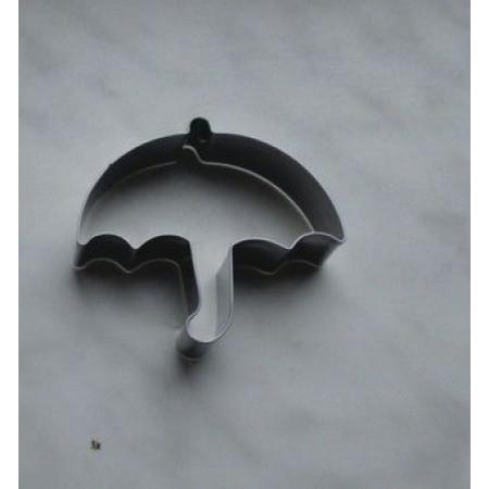 """Вырубка для пряника """"Зонт"""" 7,5*7 см"""