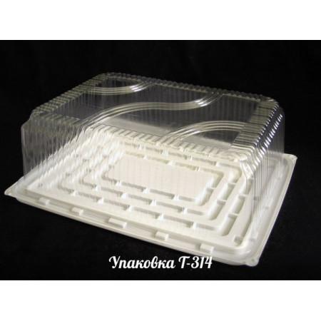Упаковка для торта Т-314 Прямоугольная