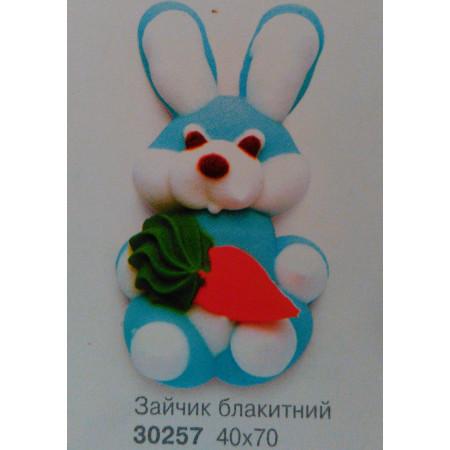 """Сахарный декор """"Зайчик"""""""