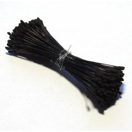 Тычинки для цетов черные 280 шт