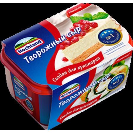 Сыр творожный для кулинара Hochland 400 грамм