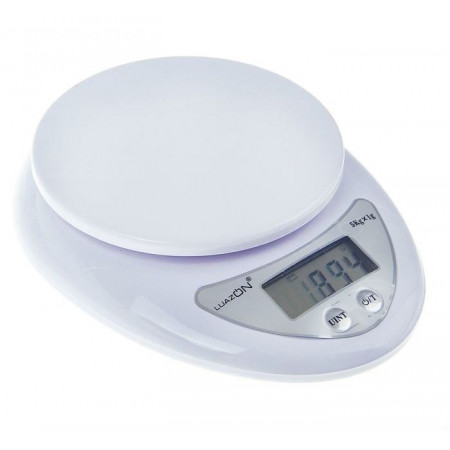 Весы электронные кухонные LuazON LVK-501 до 5 кг