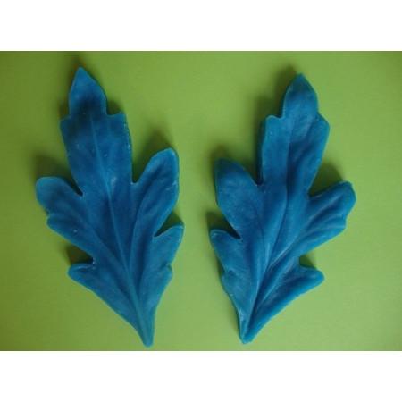 """Вайнер """"Лист хризантемы""""  12,4*6,4 см."""