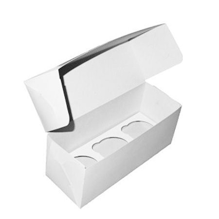Коробка на 3 капкейка