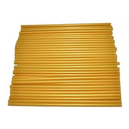 Палочки для кейк-попсов 15 см 50шт золотые