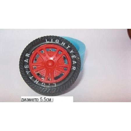 "Молд ""Колесо Макквин"" диаметр 5,5см"