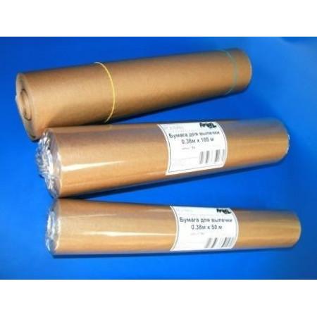 Бумага пергаментная силиконизированная 38см * 25 м